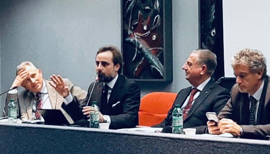 Avvocato Roberto De Vita - Cyber Organized Crime: le mafie ed il cyberspace